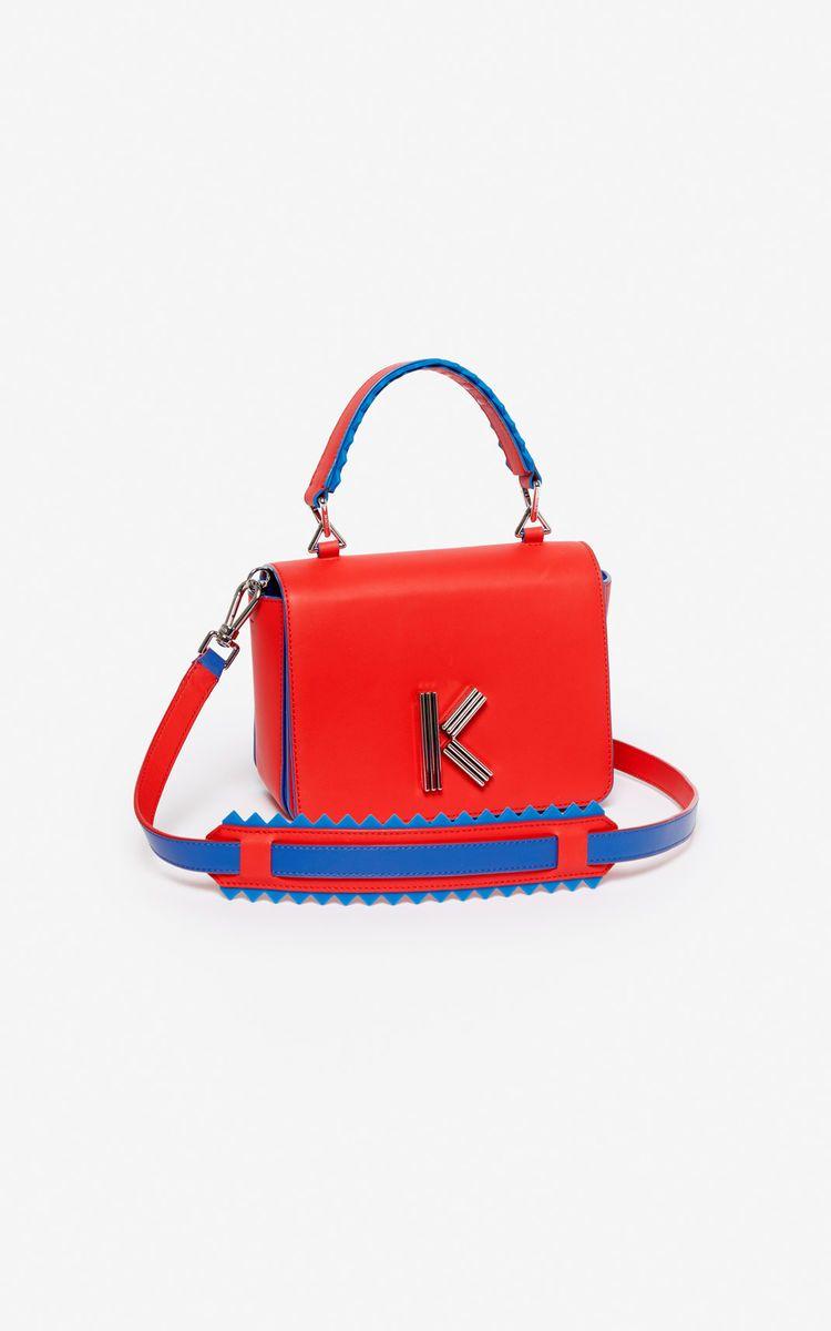 ff6e0f9bda9 MEDIUM RED K-Bag for unisex KENZO | Bags, 2019 | Bags, Kenzo ve ...