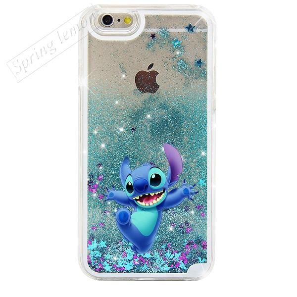 LIQUID GLITTER Phone Case Cover Minnie