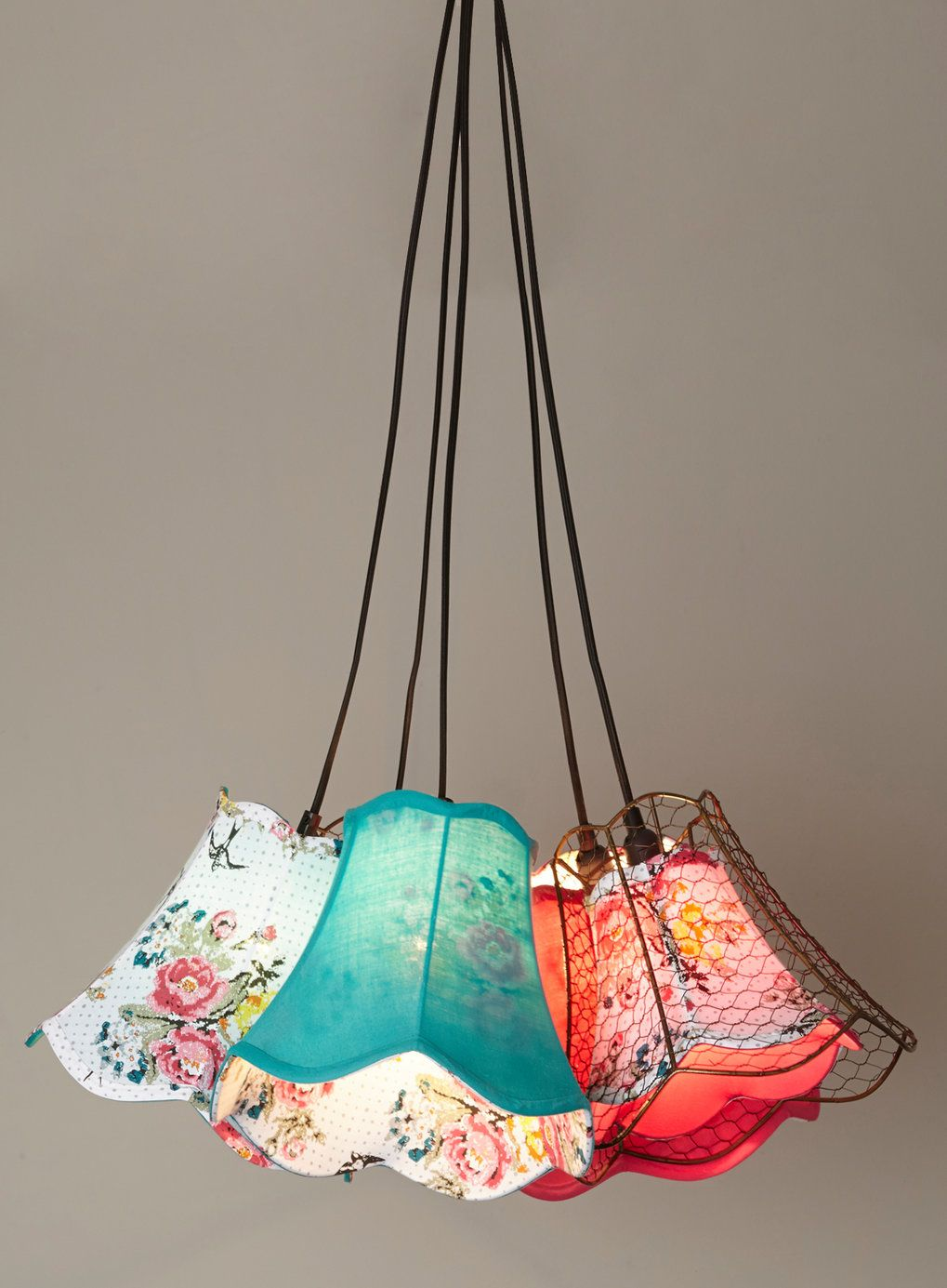 Cordelia 5 light cluster from BHS £95 | decorate | Pinterest | Bhs ...