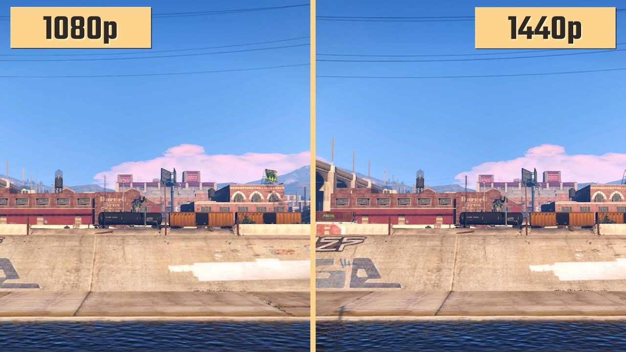 1080p Vs 1440p Gaming Games Lake Hydro Is 1080p or 1440p better for gaming