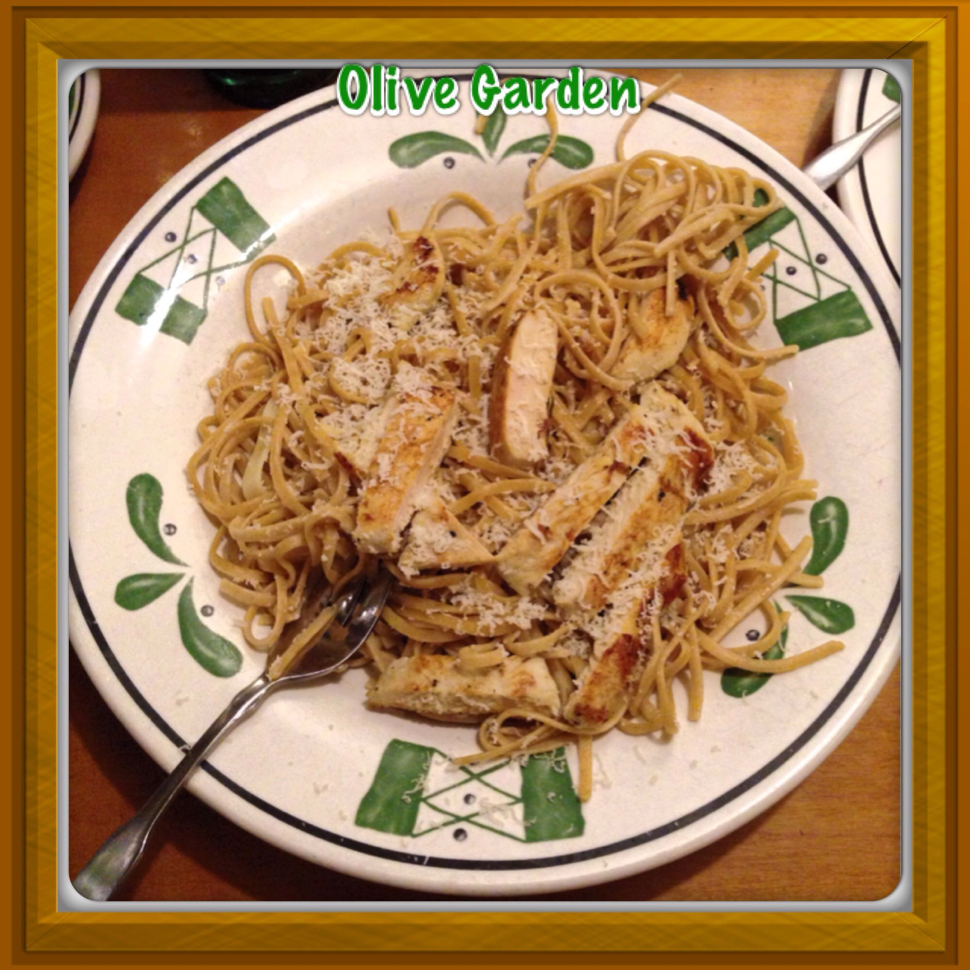 Did you know olive garden now offers whole wheat pasta as an option ...