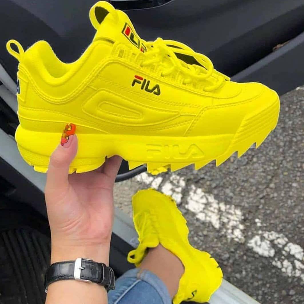 Pin de Esperanza Zuart en tennis en 2020 | Zapatos fila