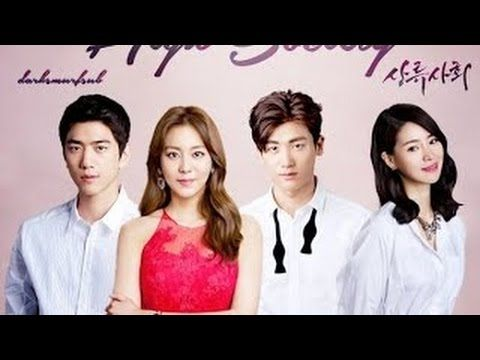 High Society Ep 1 Eng Sub [Full Screen] -  Korean Drama 2015 -  상류사회