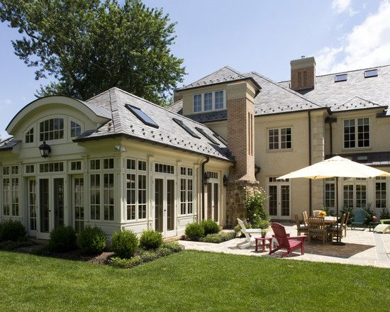 french country sunroom - Google Search