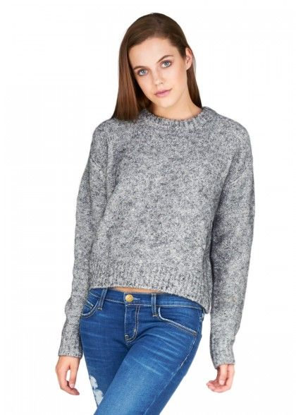 Chelsea Button Back Sweater
