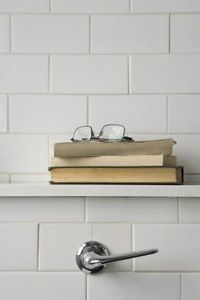How To Install Shelves On A Brick Or Concrete Wall Need Do This In Our Bat Above The Laundry