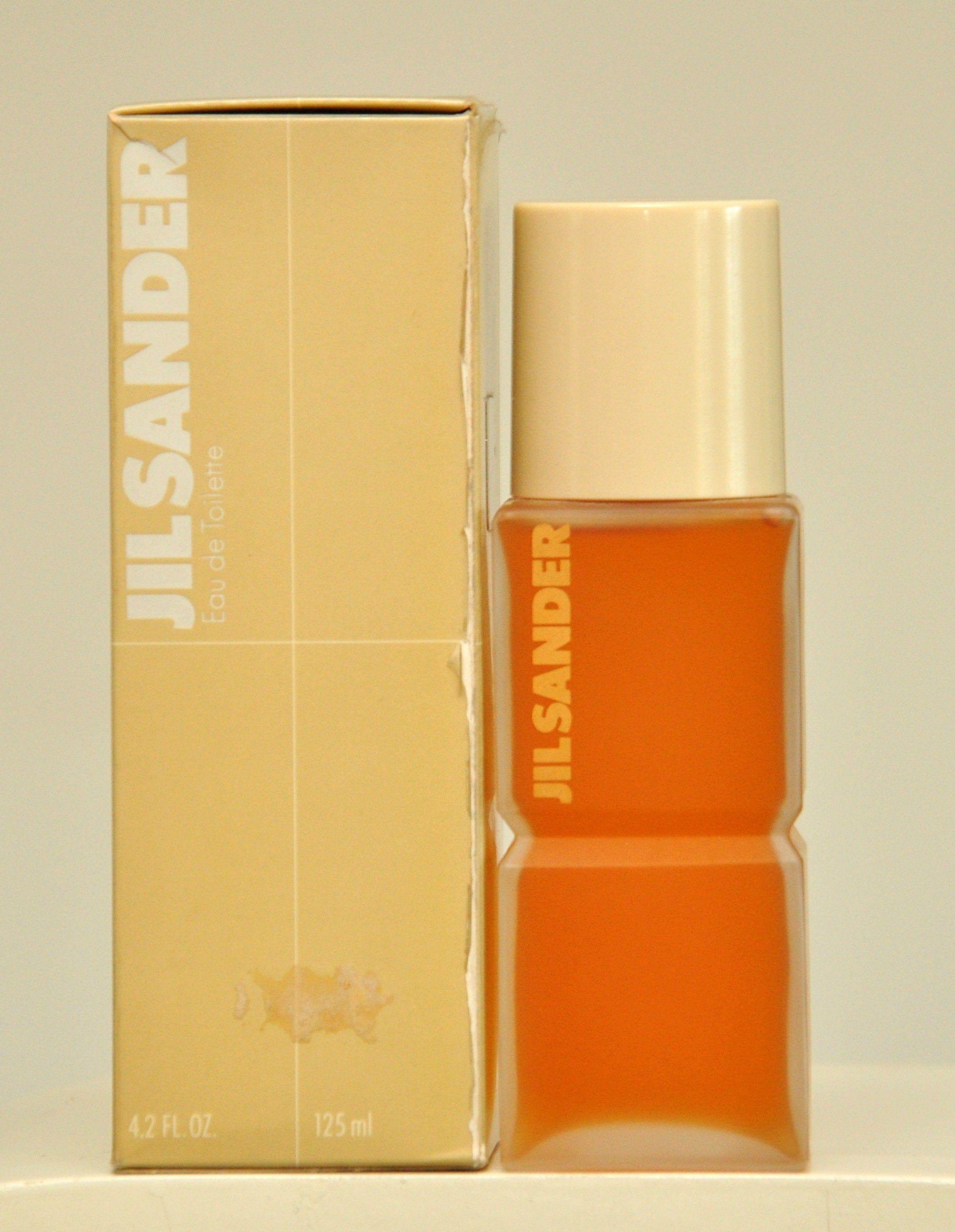 Jil Sander Woman I Woman Pure Eau De Toilette Edt 125ml 4 2 Etsy Perfume Spray Perfume Pure Products