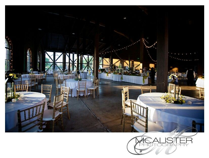 Roundhouse Depot Huntsville Al Reception Dream Wedding Round