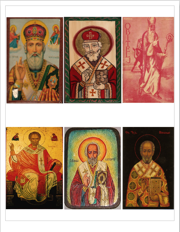 graphic about St Nicholas Prayer Printable known as Cost-free Printable St. Nicholas Holy Playing cards. Pleased Feast of St