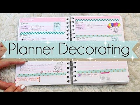 How to Customise your kikki.K Planner: Part Two - YouTube