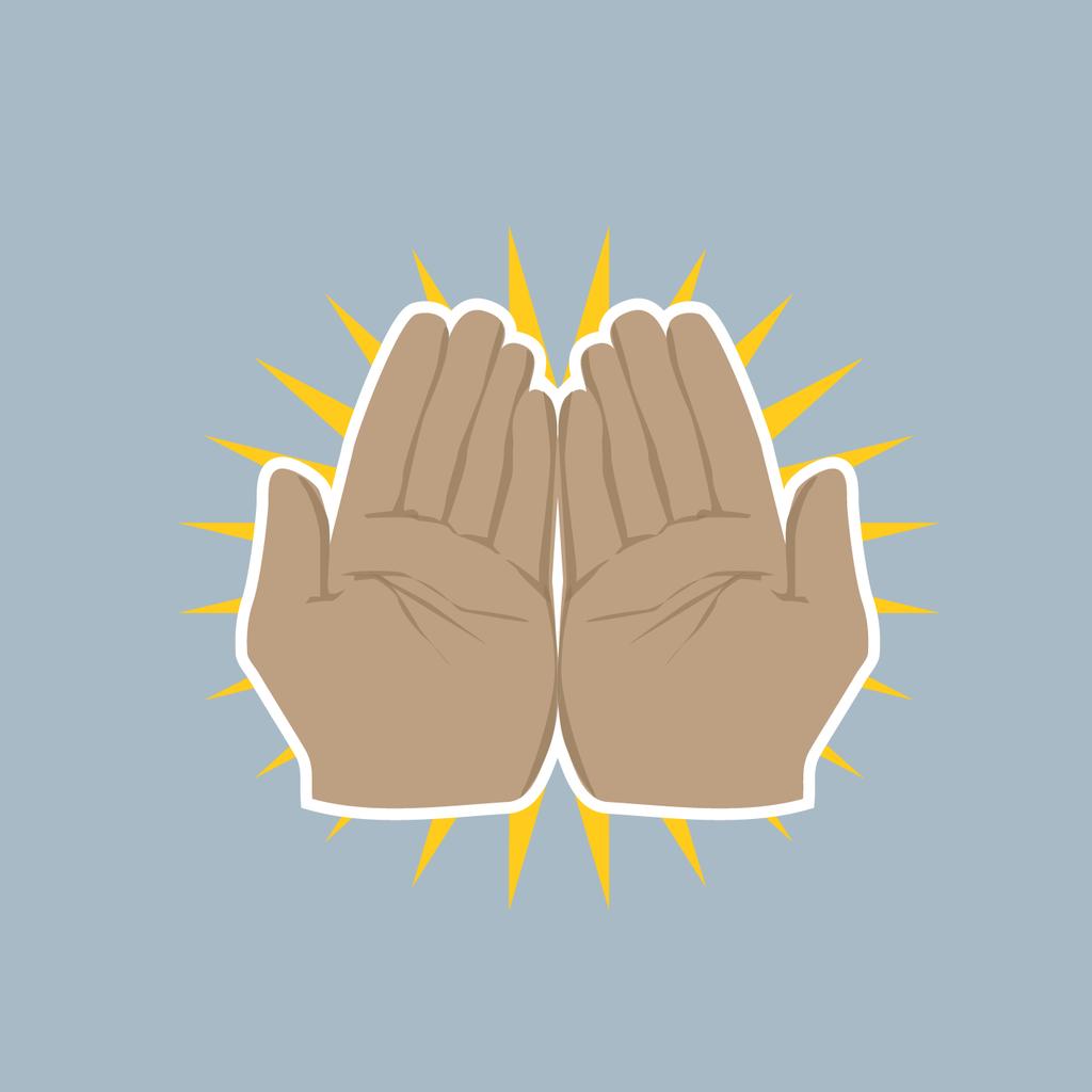 16 Muslim Emojis That You Didn T Know You Needed Hand Emoji Muslim Emoji Emoji
