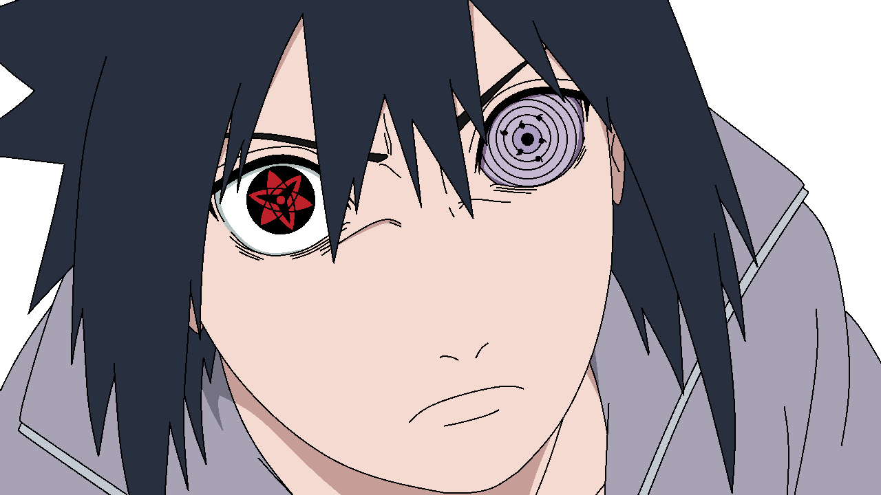 Sasuke Sharingan Rinnegan Anime Naruto Naruto Personagens Anime