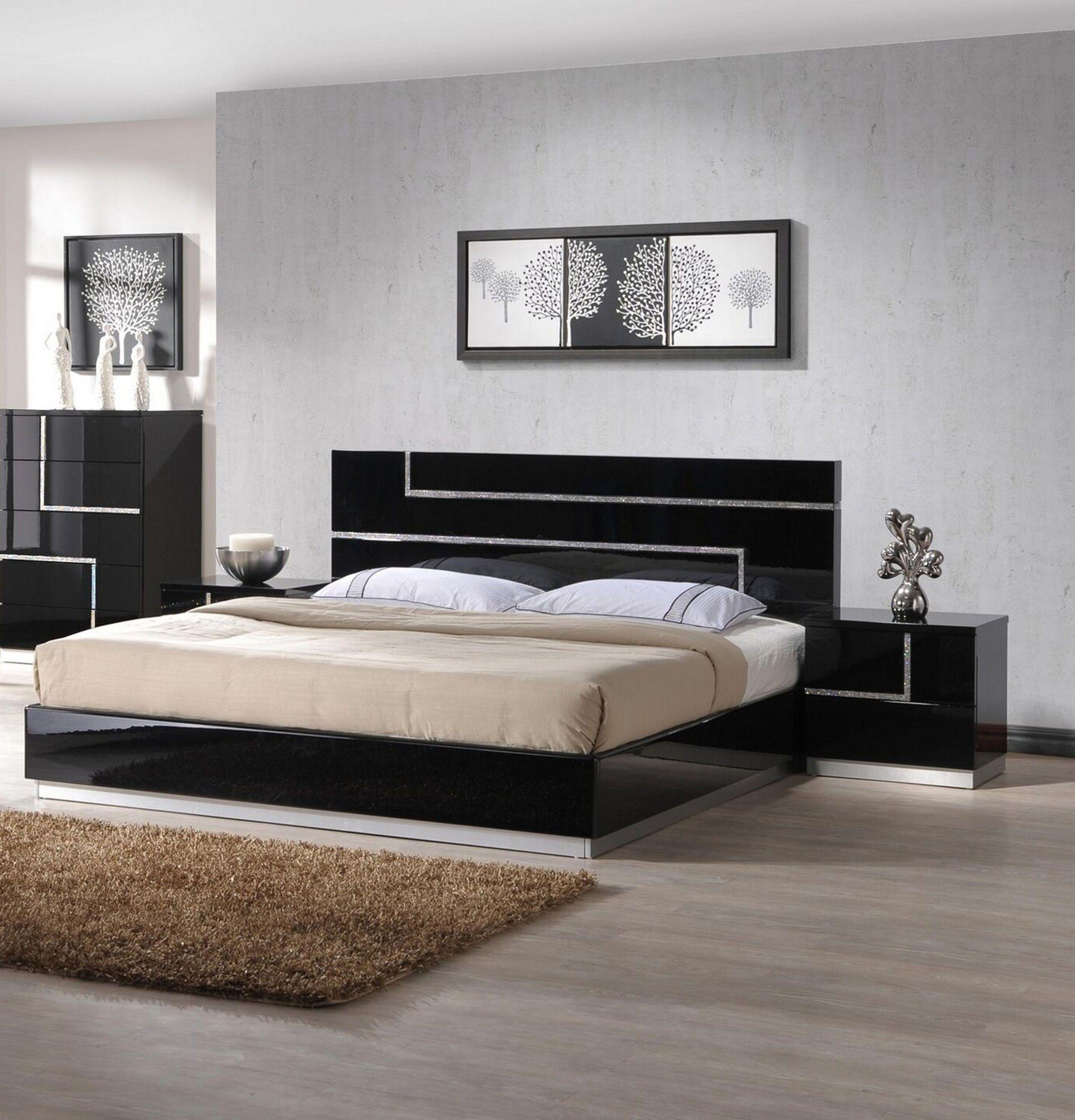 Lucca Queen Size Bed In 2020 Bedroom Furniture Design Modern