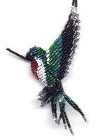 3d beaded bird patterns 3d beaded hummingbird pattern free
