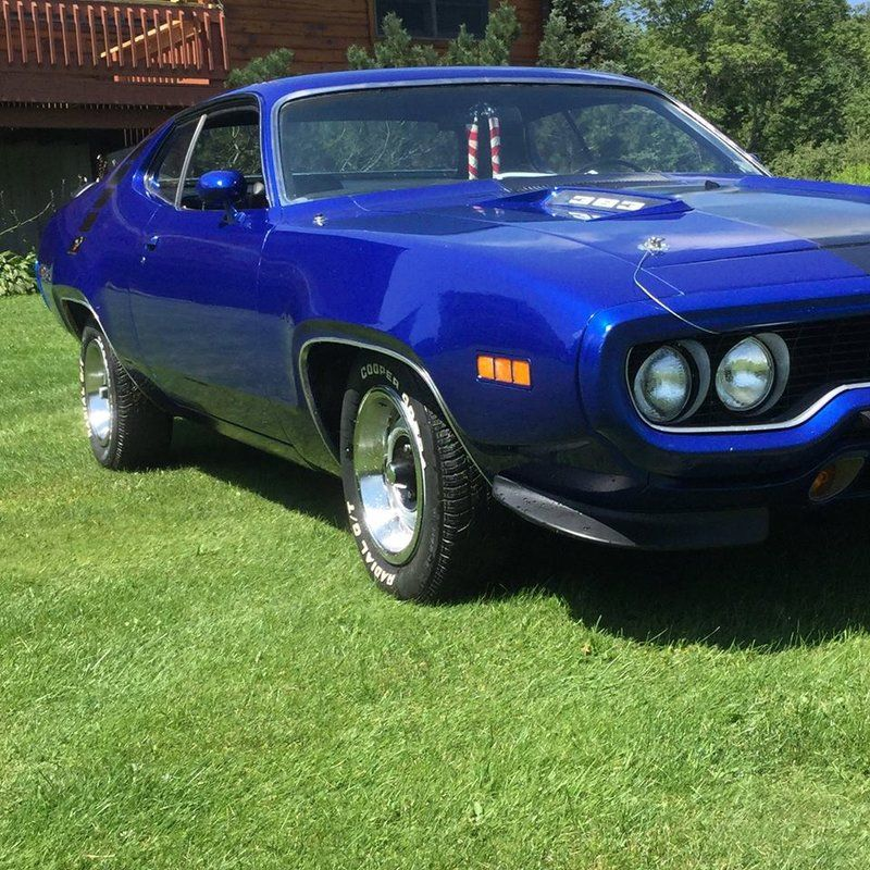 1971 Plymouth Road Runner for sale Halcottsville, NY