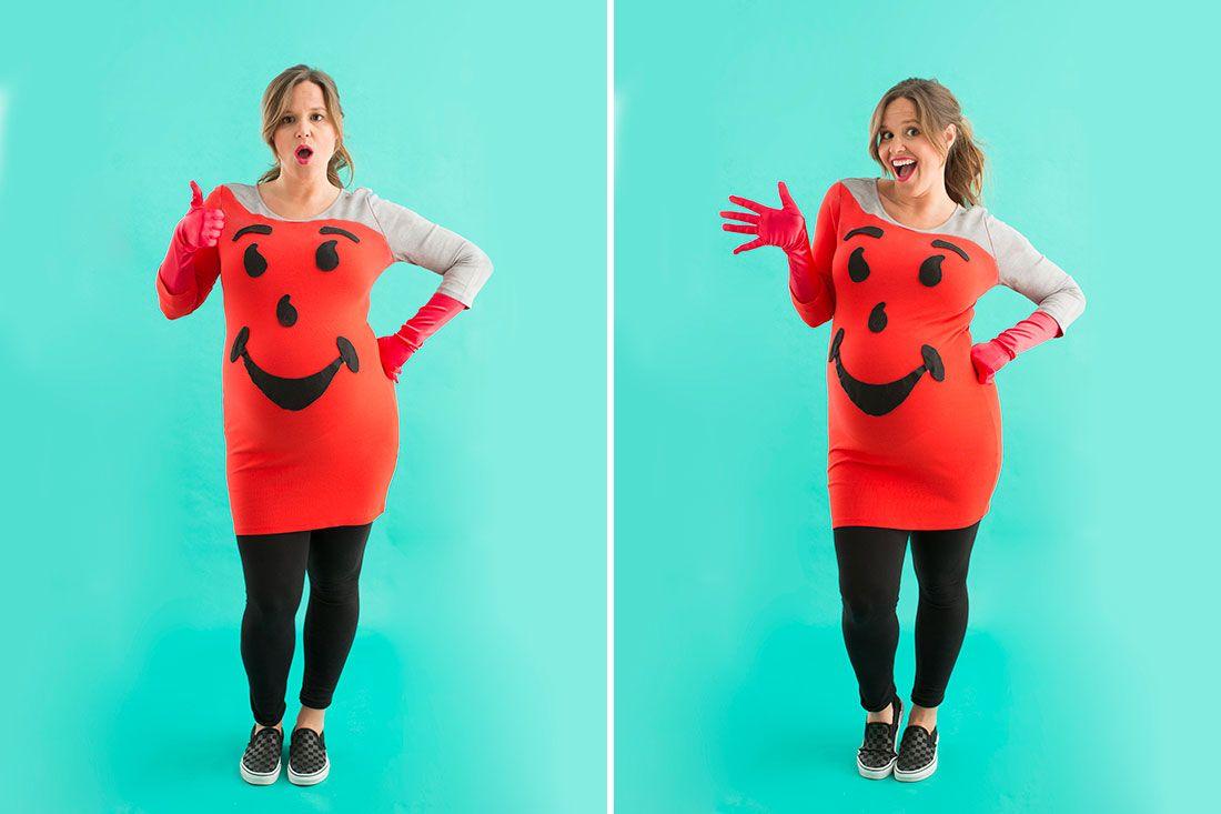 10 Diy Maternity Halloween Costume Ideas For Pregnant Women Pregnant Halloween Costumes Pregnant Halloween Cool Halloween Costumes