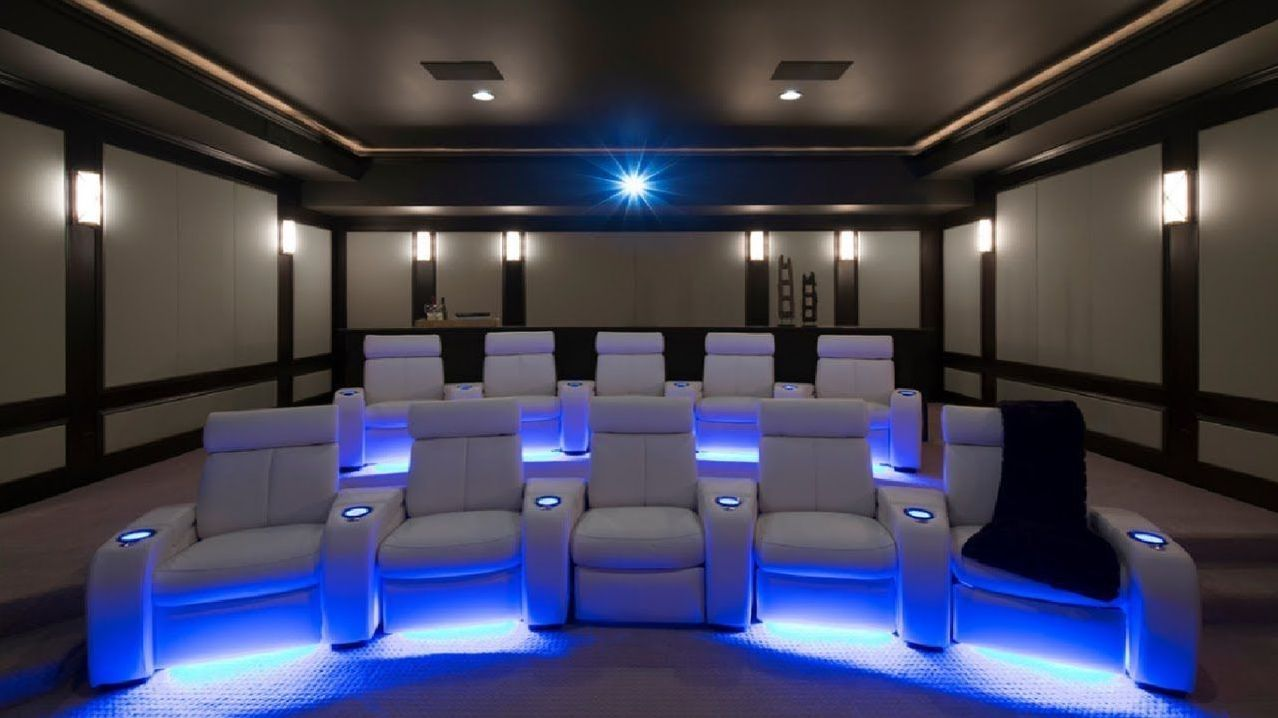 9 Best Diy Home Theater Ideas Movie Room Designs Small Home