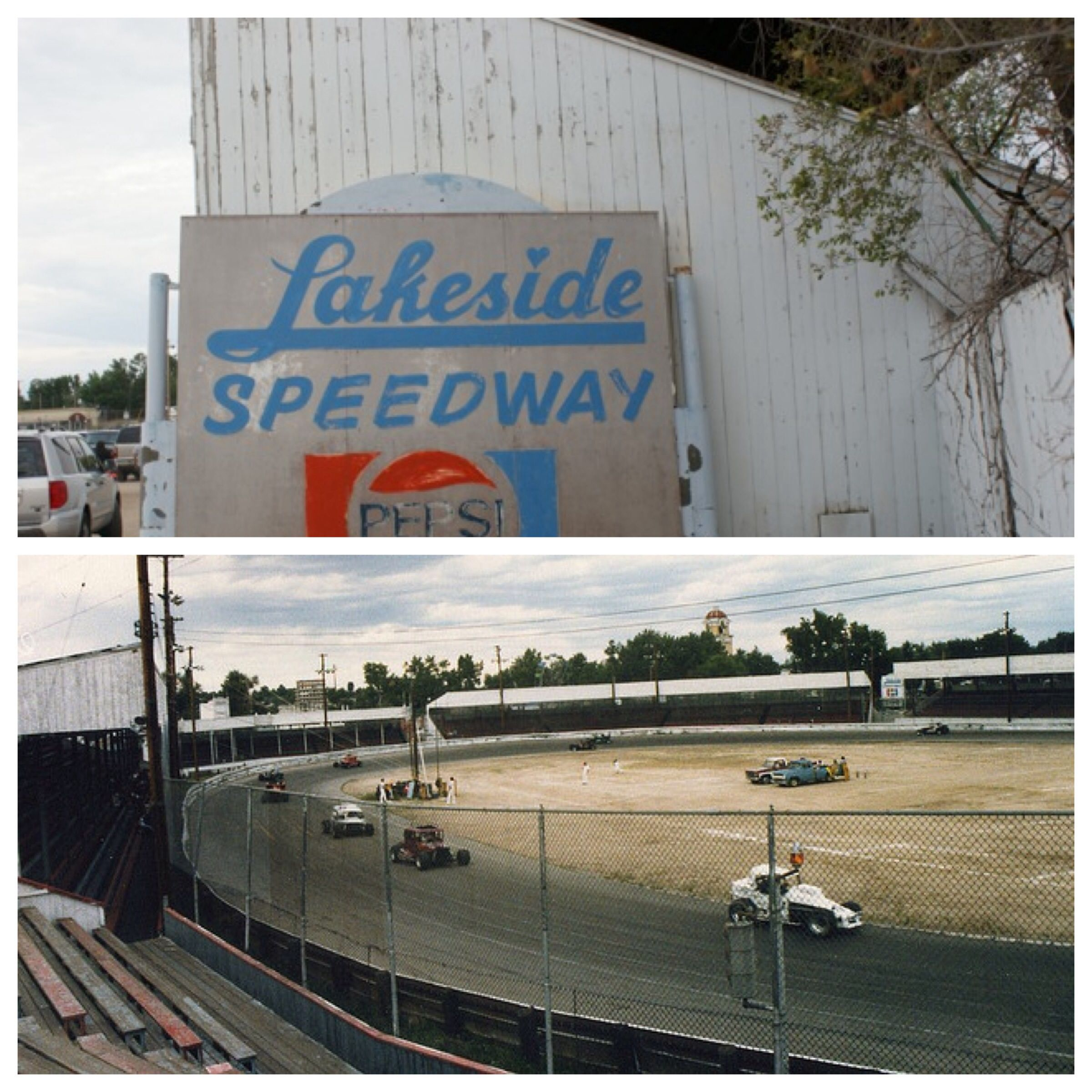 Lakeside Speedway Denver Colorado I Loved Going To The Races