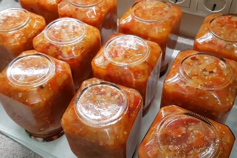 ухода салат десятка на зиму с фото пошагово приготовить слабый