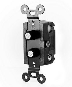 Single Pole Switch With Double Pearl