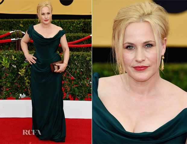 Patricia Arquetteattended the 2015 SAG Awards held on Sunday evening (January 25) at The Shrine Auditorium in Los Angeles, California. The 'Boyhood' actre