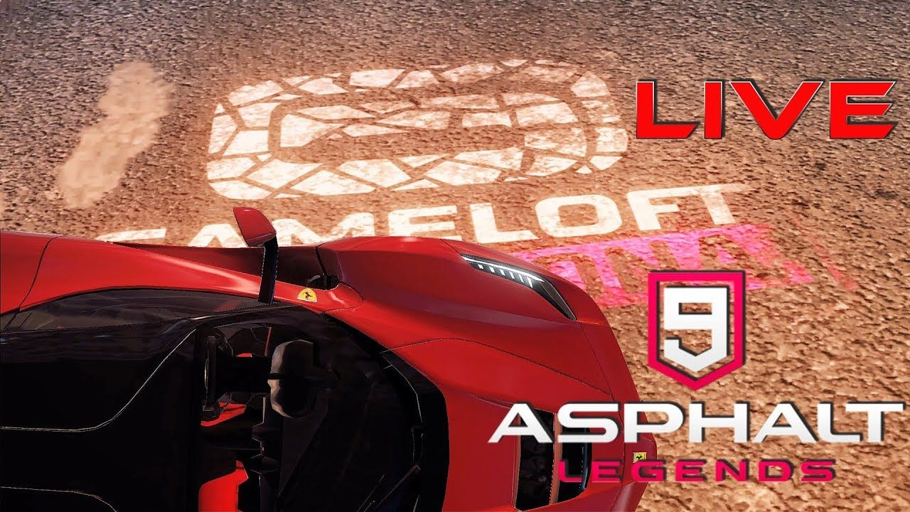 Asphalt 9 Legends Gameplay PC: Career Walkthrough