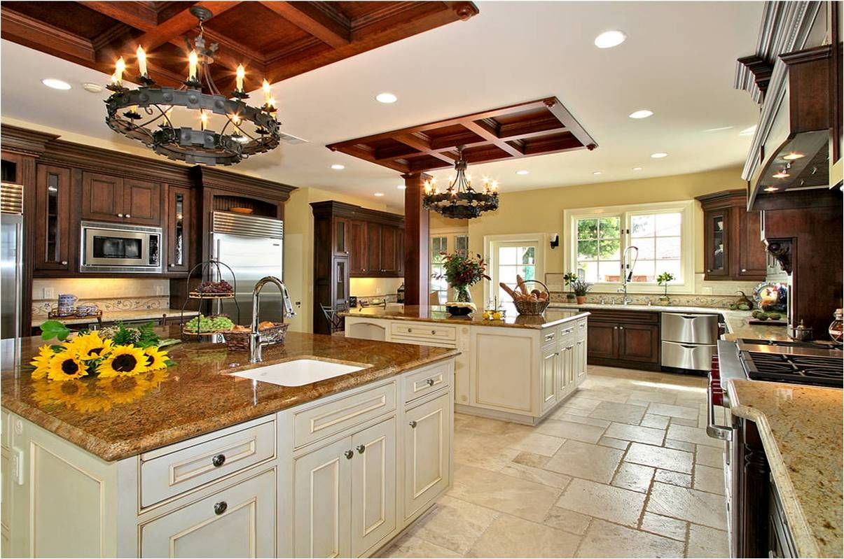 Baton Rouge Home Design Trends Focus On The Kitchen Large Kitchen Design Home Depot Kitchen Kitchen Cabinets Home Depot