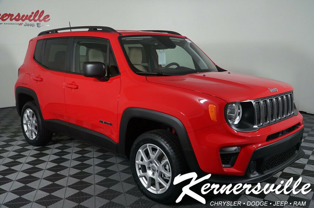 2019 Jeep Renegade Sport 4WD SUV Backup Camera Push Start