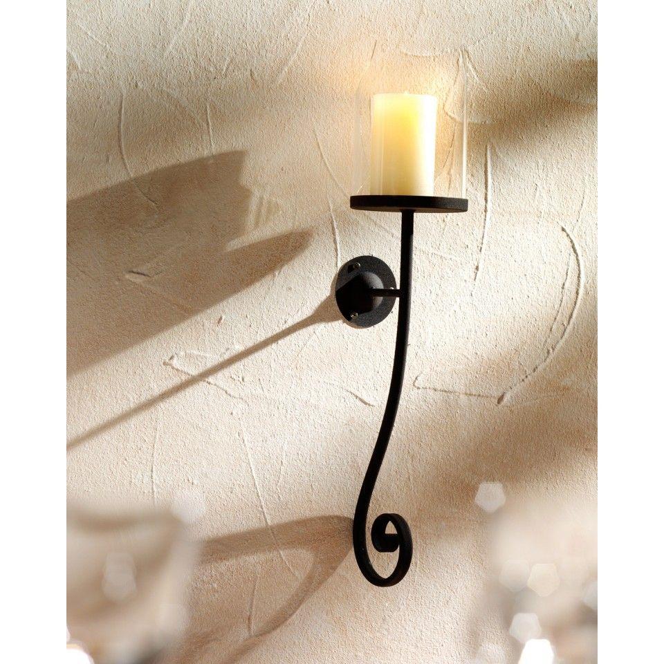 Candelabro pared velas soportes accesorios para el hogar hogar decoraci n jysk - Soportes para velas ...