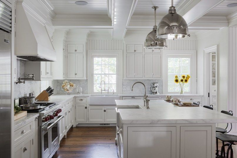 Timeless: Classic American Architecture | Timeless kitchen ...