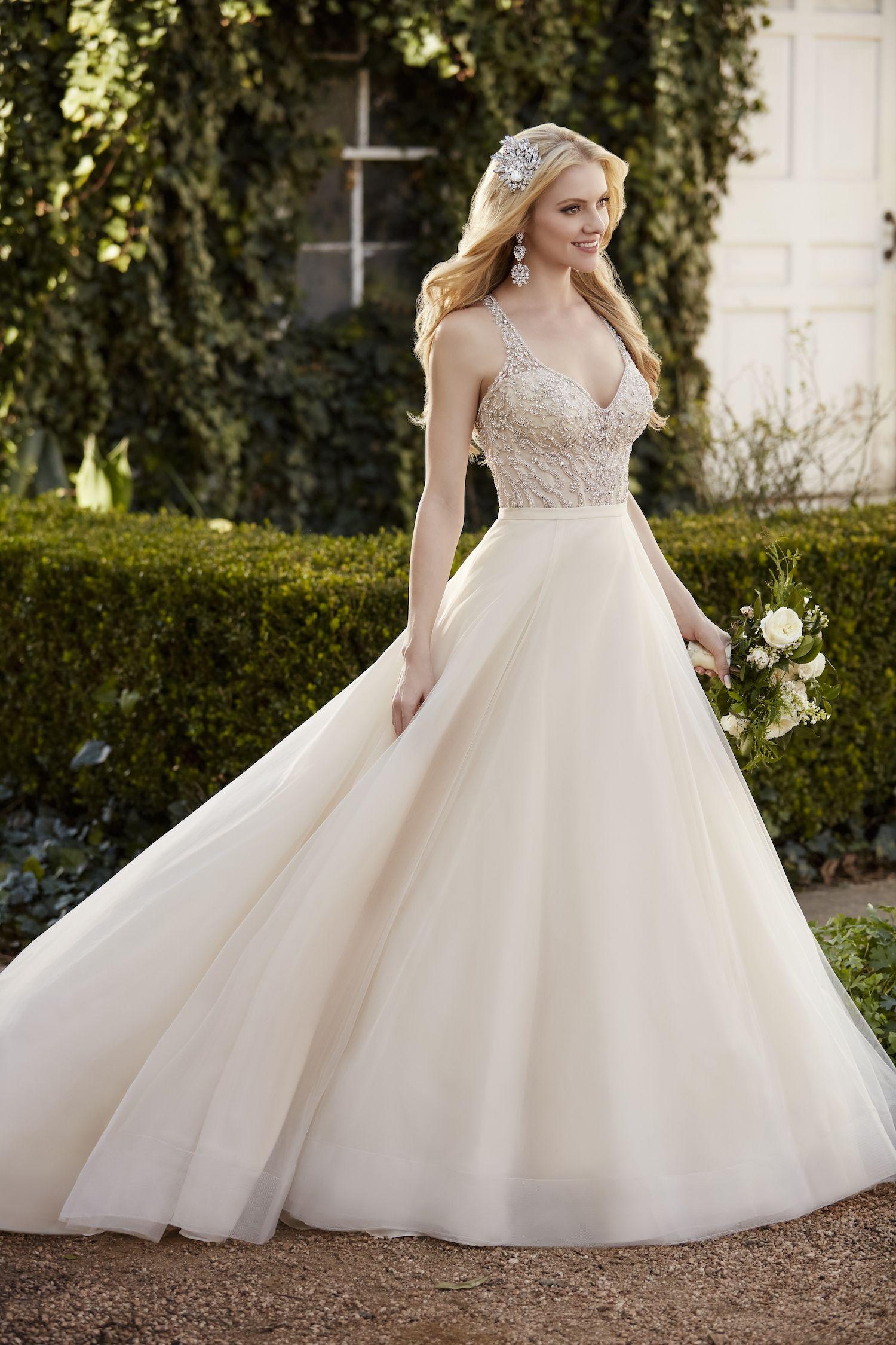 Hochzeitskleider - Bilder-Galerie und Brautkleider-Trends