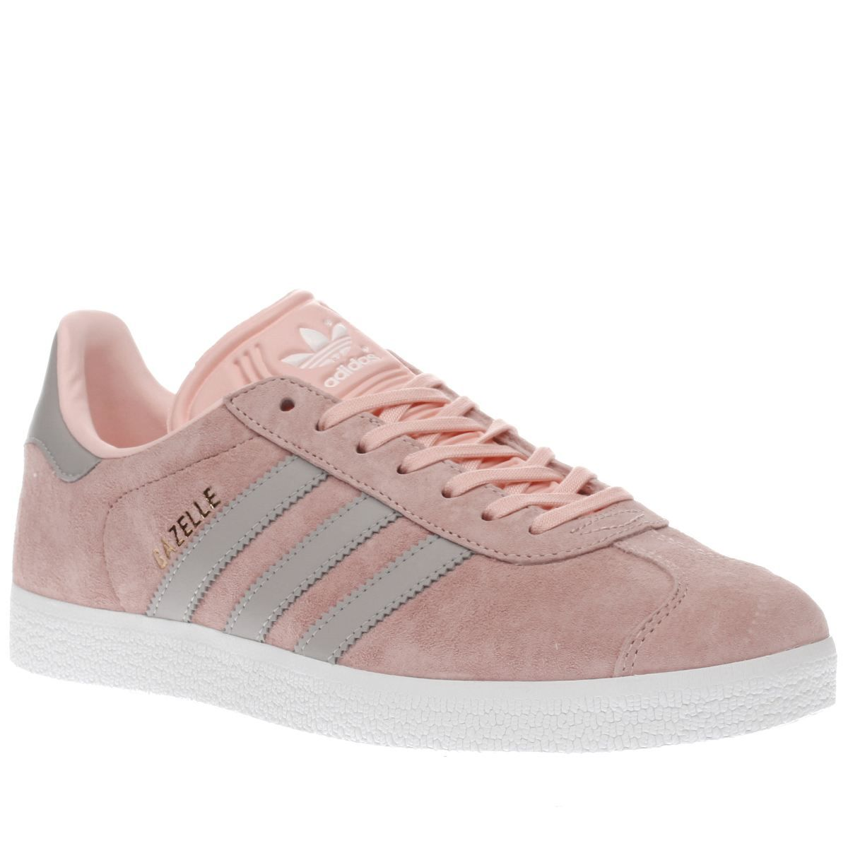 adidas schuhe gazelle pink