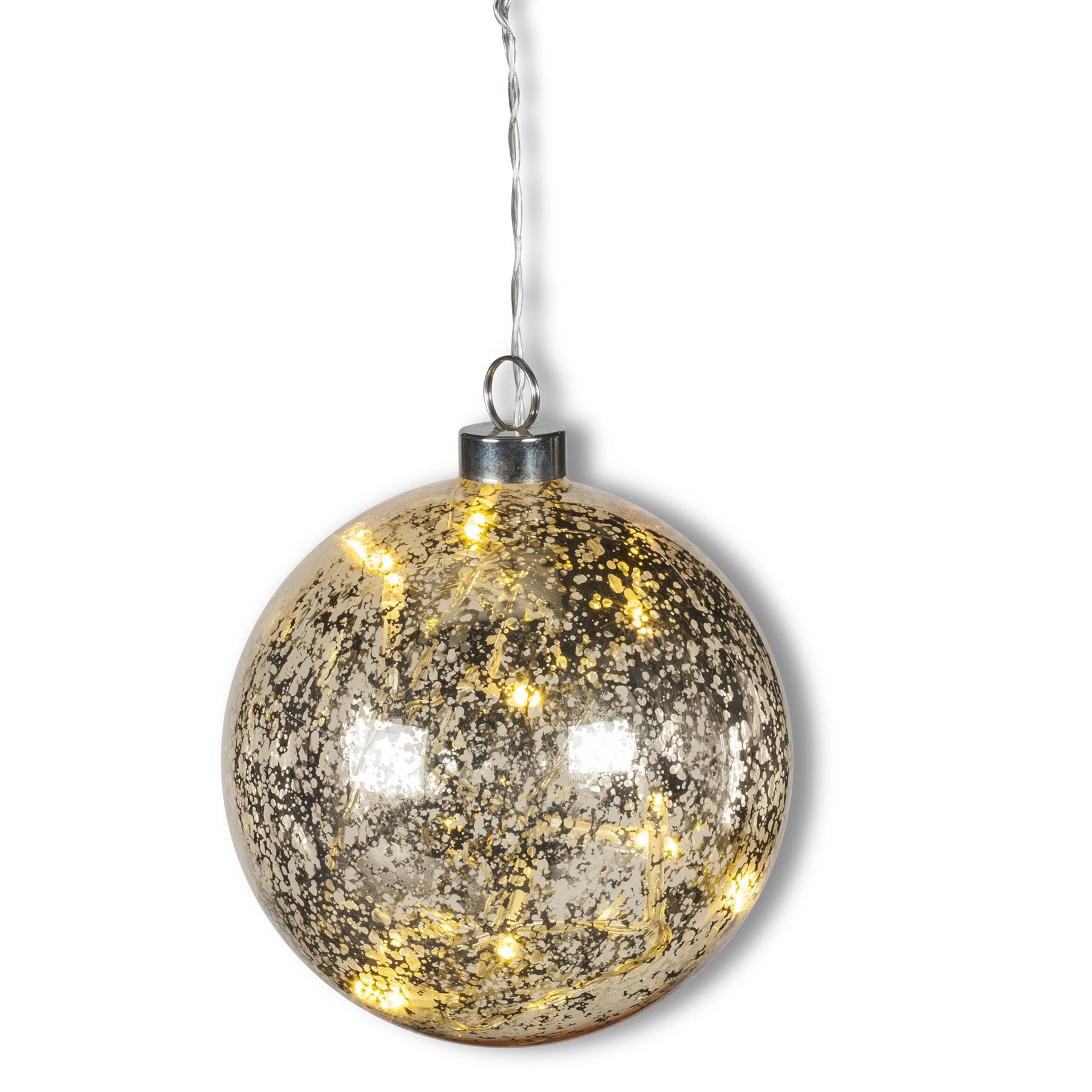 Have A Holly, Jolly Throwback Christmas With This Vintage Inspired Ornament