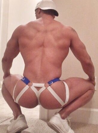 Men butt underwear congratulate