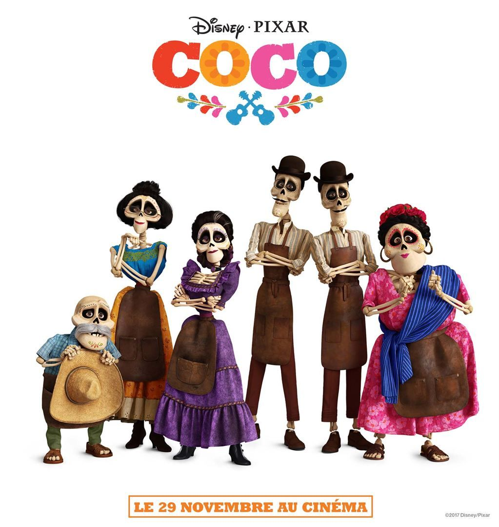 Dessin Anim 80 Streaming: Regarder™ Coco (2017) Streaming VF
