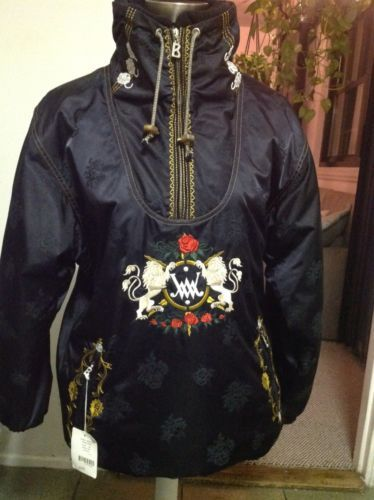 TIFIY /Übergro/ßer Damenmantel Winter Vintage Printed Thicken Padded Jacket Mit Kapuze Rei/ßverschluss Samtgef/ütterte Lange Jacke