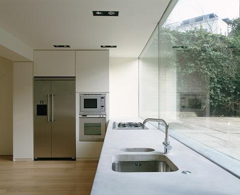 C mo iluminar la cocina con luz natural cocinas - Luz para cocinas ...
