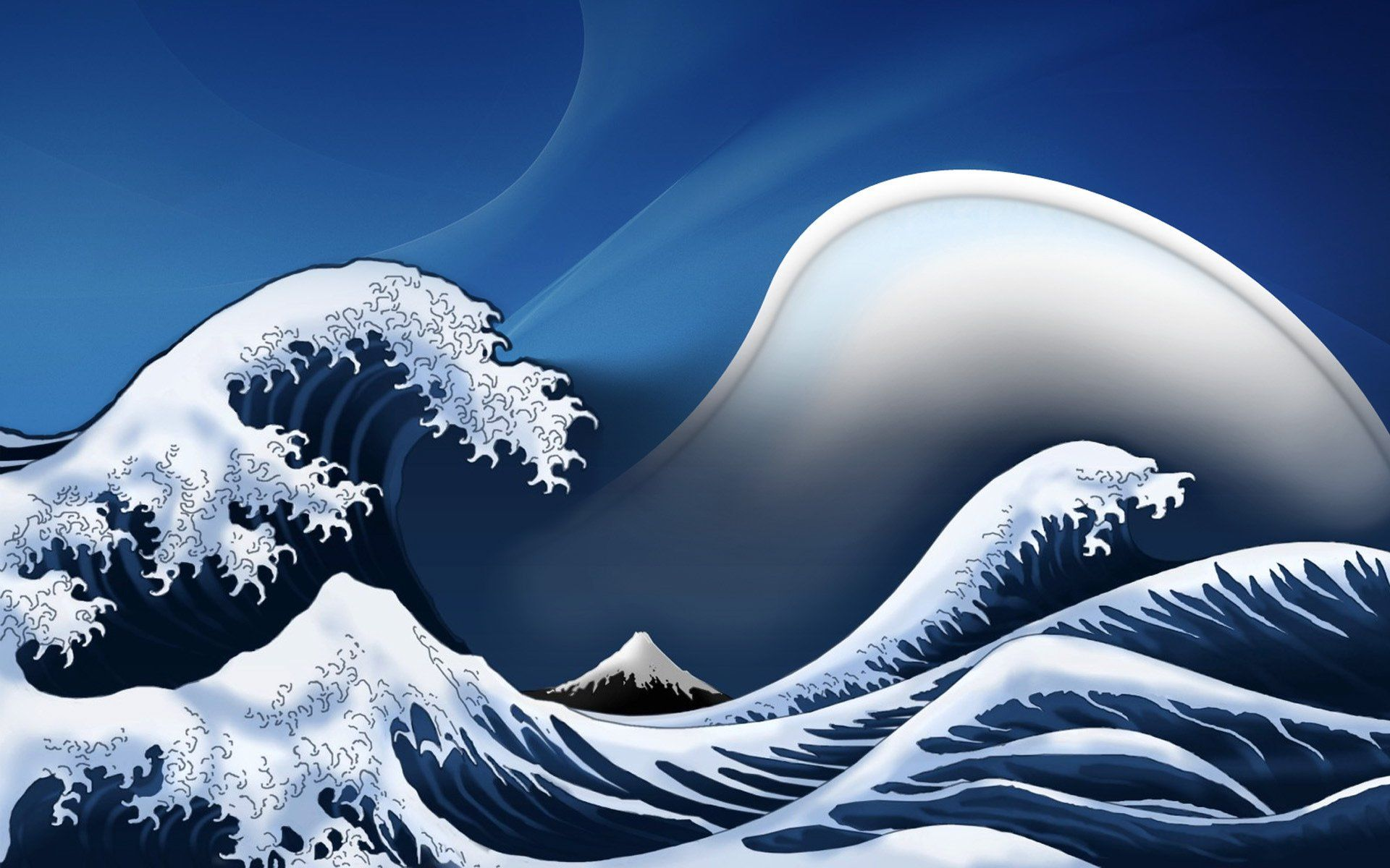 Be The Wave Or The New Marketers Manifesto Japanese Waves Waves Wallpaper Great Wave