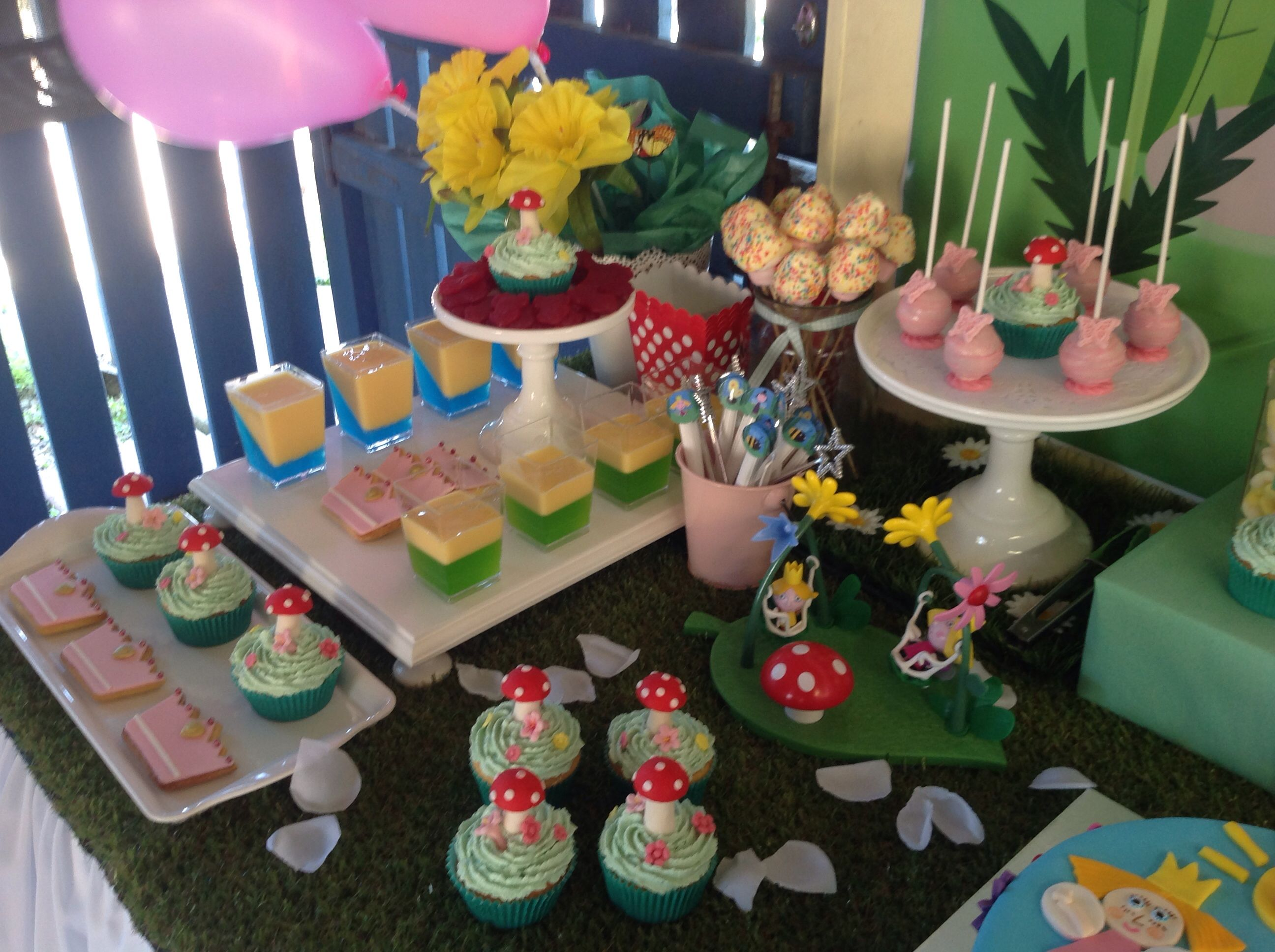 Ben and Holly party. | Ben and holly party | Pinterest | Birthdays ...