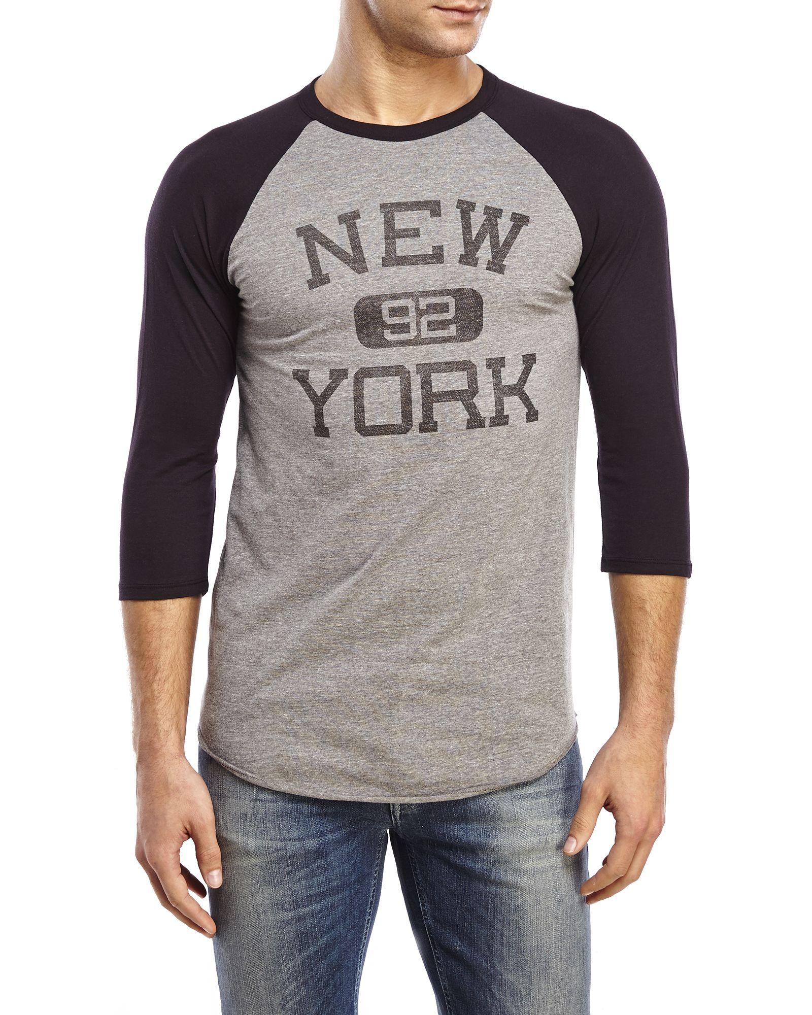 Body Rags Vintage New York 92 Tee