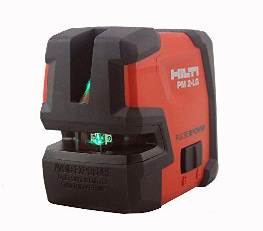 Hilti Laser Level Pm 2 Lg Line Laser Laser Line Projectors Green Laser Line Laser Levels Green Laser Work Tools