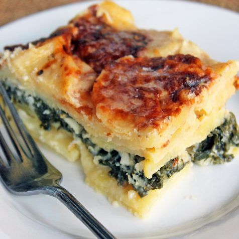 12 Turnip Recipes for Main and Side Dishes | Bon Appétit  |Kale Turnip Casserole