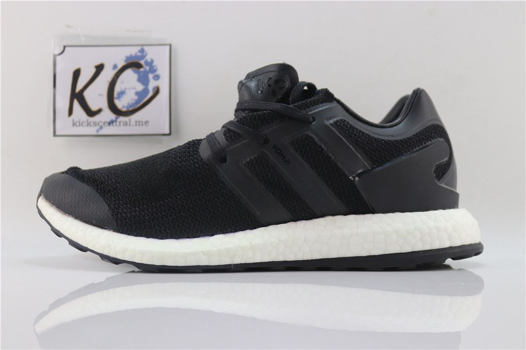 pretty nice eb249 5251d Adidas Pure Boost Y3 Yohji Yamamoto Black and white BY8954
