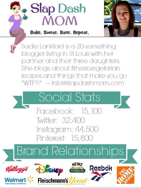 Social Media Media Kit!