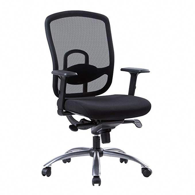 Cool Longem Mid Back Mesh Office Chair Ergonomic Computer Desk Squirreltailoven Fun Painted Chair Ideas Images Squirreltailovenorg