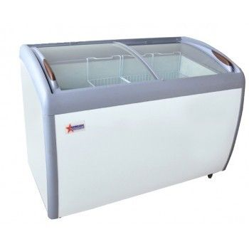 Omcan Fma 27941 Ice Cream Display Chest Freezer 50 Quot Chest