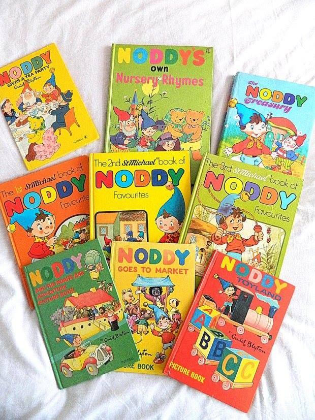 Beautiful brightly coloured Noddys