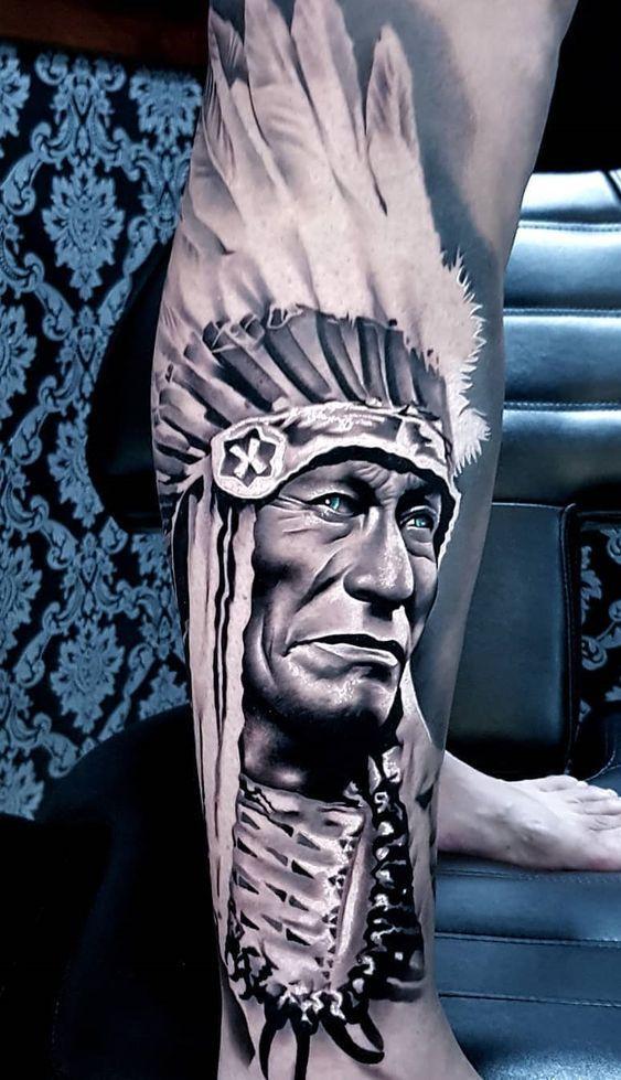 Tatuaggi indiani, popolari tra uomini e donne | Idee per tatuaggi