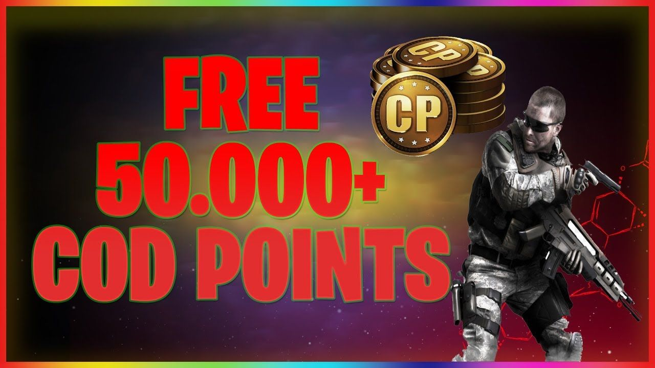 How To Get Free COD Mobile Points In 2020 Fliptroniks in