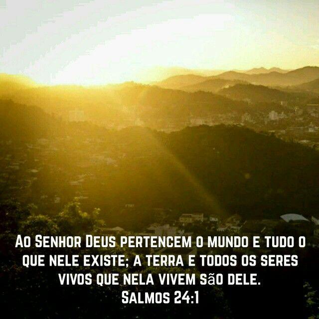 Eu pertenço a Deus !